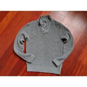 H&M Grey Cotton Sweater